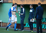 FK Trakai v St Johnstone&hellip;06.07.17&hellip; Europa League 1st Qualifying Round 2nd Leg, Vilnius, Lithuania.<br />Joe Shaughnessy leaves the pitch at full time<br />Picture by Graeme Hart.<br />Copyright Perthshire Picture Agency<br />Tel: 01738 623350  Mobile: 07990 594431