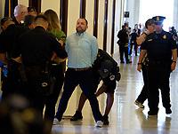 New York City Councilman Corey Johnson Arrested
