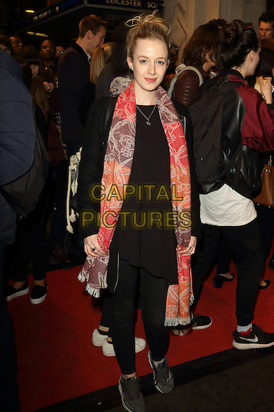 LONDON, ENGLAND - Holli Dempsey  at 'People, Places and Things' - VIP opening night at Wyndhams Theatre, London on March 23rd 2016<br /> CAP/ROS<br /> &copy;Steve Ross/Capital Pictures