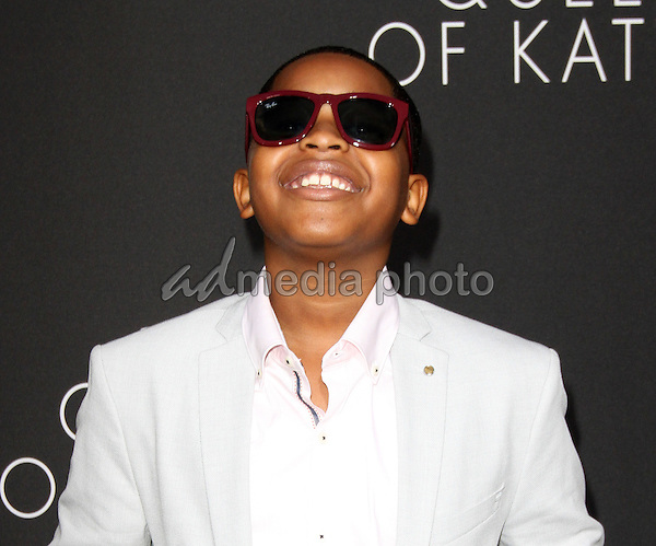 """20 September 2016 - Hollywood, California - Brandon Severs. """"Queen Of Katwe"""" Los Angeles Premiere held at the El Capitan Theater in Hollywood. Photo Credit: AdMedia"""