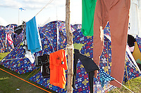Brittish tent