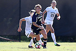 23 October 2016: Notre Dame's Sandra Yu. The Wake Forest University Demon Deacons hosted the University of Notre Dame Fighting Irish at Spry Stadium in Winston-Salem, North Carolina in a 2016 NCAA Division I Women's Soccer match. Notre Dame won the game 1-0.