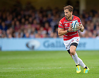 Gloucester Rugby's Danny Cipriani<br /> <br /> Photographer Bob Bradford/CameraSport<br /> <br /> Gallagher Premiership - Bath Rugby v Gloucester Rugby - Saturday September 8th 2018 - The Recreation Ground - Bath<br /> <br /> World Copyright &copy; 2018 CameraSport. All rights reserved. 43 Linden Ave. Countesthorpe. Leicester. England. LE8 5PG - Tel: +44 (0) 116 277 4147 - admin@camerasport.com - www.camerasport.com