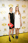 "Models Jacquelyn Jablonski and Mirte Maas Attend the Tenth Annual Project Sunshine Benefit, ""Ten Years of Evenings Filled with Sunshine"" honoring Dionne Warwick, Music Legend and Humanitarian Presented by Clive Davis Held At Cipriani 42nd street"