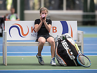 Hilversum, Netherlands, December 4, 2016, Winter Youth Circuit Masters, Isis van den Broek (NED)<br /> Photo: Tennisimages/Henk Koster