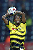 25/08/2015 Capital One Cup, Second Round Preston North End v Watford<br /> Juan Carlos Paredes