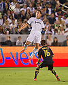 CARSON, CA - August 2, 2012: The LA Galaxy vs Real Madrid match at the Home Depot Center in Carson, California. Final score LA Galaxy 1, Real Madrid 5.