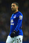 Aaron Lennon of Everton - Everton vs. Leicester City - Barclay's Premier League - Goodison Park - Liverpool - 22/02/2015 Pic Philip Oldham/Sportimage