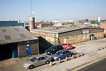 Light industrial estate, off Hessle Road, Hull, Yorkshire, England