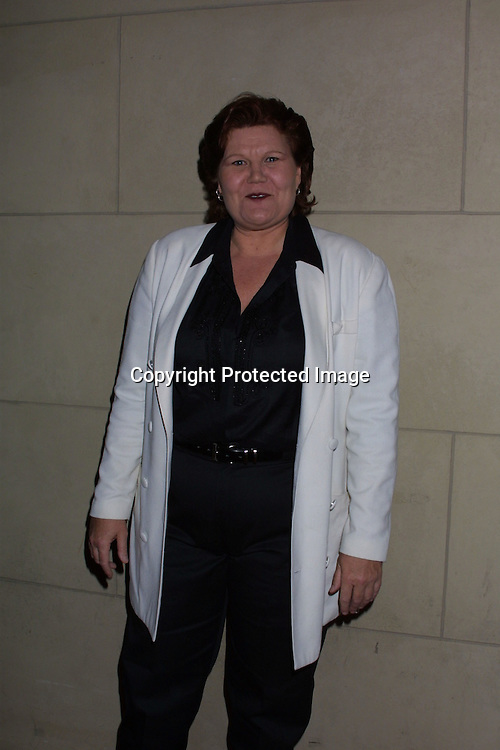 """©2003 KATHY HUTCHINS / HUTCHINS PHOTO.GENERAL HOSPITAL 40TH ANNIVERSAY PARTY.""""The Highlands"""" Club.HOLLYWOOD, CA.APRIL 3, 2003..BERGEN WILLIAMS"""