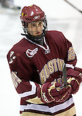 Matt Price (BC 25) - The Boston College Eagles and Providence Friars played to a 2-2 tie on Saturday, March 1, 2008 at Schneider Arena in Providence, Rhode Island. Matt Price, sophomore forward for the Boston College Eagles, is a free agent.