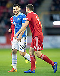 Aberdeen v St Johnstone&hellip;08.12.18&hellip;   Pittodrie    SPFL<br />