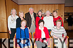 Ballybunion Senior Citizens Party:Attending the Ballybunion Senior Citizens Party at the Golf Hotel on Friday night last were in front Marie McEnery, Peg Larkin & Betty Harnett. Back : Angela Walsh, Maise Rohan, Denis McEnery, Noreen Keane, Breda Lynch & Bridie Cronin.