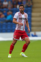 Chris Whelpdale of Stevenage during Colchester United vs Stevenage, Sky Bet EFL League 2 Football at the Weston Homes Community Stadium on 12th August 2017