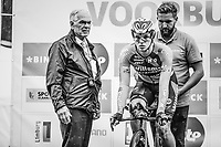 Michael Goolaerts (BEL/Willems Veranda's-Crelan)<br /> <br /> Binckbank Tour 2017 (UCI World Tour)<br /> Stage 2: ITT Voorburg (NL) 9km