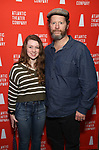 Skyler Hensley and Shuler Hensley during the Opening Night after party for Atlantic Theater Company's 'The Mother' at The Gallery at the Dream Downtown on March 11, 2019 in New York City.