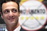 20190320 Marcello De Vito arrested for corruption on the new AS Roma Stadium