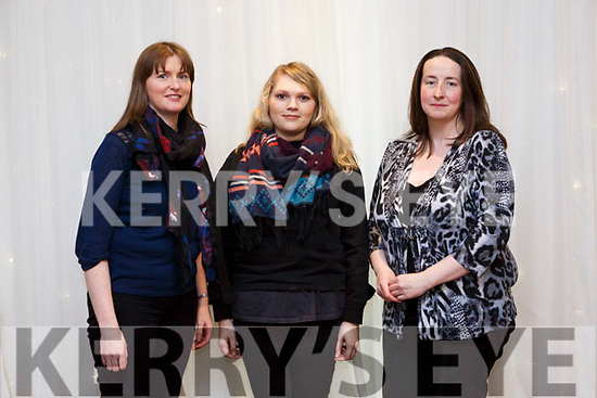 """AS part of Bank of Ireland's 17th National Enterprise Week a Conference entitled """"FDI Investment in Kerry took place in the Rose hotel on Friday. Pictured Ann Murphy, Georgia Knapp, john brassil TD office, Bernadette Cahill, department of social protection"""