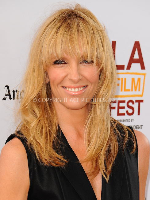WWW.ACEPIXS.COM<br /> <br /> June 23 2013, LA<br /> <br /> Toni Collette at the 2013 Los Angeles Film Festival premiere of the Fox Searchlight Pictures' 'The Way, Way Back' held on June 23, 2013 in Los Angeles, California.<br /> <br /> By Line: Peter West/ACE Pictures<br /> <br /> <br /> ACE Pictures, Inc.<br /> tel: 646 769 0430<br /> Email: info@acepixs.com<br /> www.acepixs.com