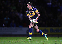 PICTURE BY VAUGHN RIDLEY/SWPIX.COM - Rugby League - Super League - Leeds Rhinos v Salford City Reds - Headingley, Leeds, England - 31/08/12 - Leeds Zak Hardaker.