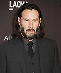 LOS ANGELES, CA - NOVEMBER 02: Keanu Reeves attends the 2019 LACMA Art + Film Gala at LACMA on November 02, 2019 in Los Angeles, California.<br /> CAP/ROT/TM<br /> ©TM/ROT/Capital Pictures