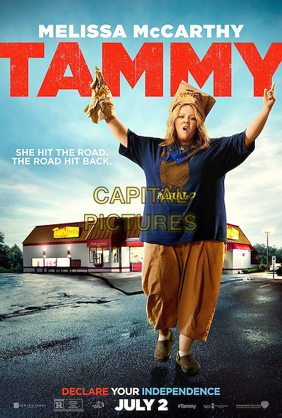 POSTER ART<br /> in Tammy (2014) <br /> *Filmstill - Editorial Use Only*<br /> CAP/FB<br /> Image supplied by Capital Pictures