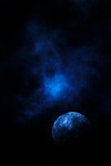 Sueños de Medusa / luna llena, octubre de 2018.<br /> <br /> Edición de 25 | Víctor Santamaría.<br /> <br /> <br /> Dreams of Medusa / full moon, October 2018.<br /> <br /> Edition of 25 | Víctor Santamaría.