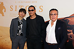 52 FESTIVAL INTERNACIONAL DE CINEMA FANTASTIC DE CATALUNYA. SITGES 2019.<br /> DAncing Mary/Jam. Photocall.<br /> Nacho, Sabu & Ryo Ishibashi.