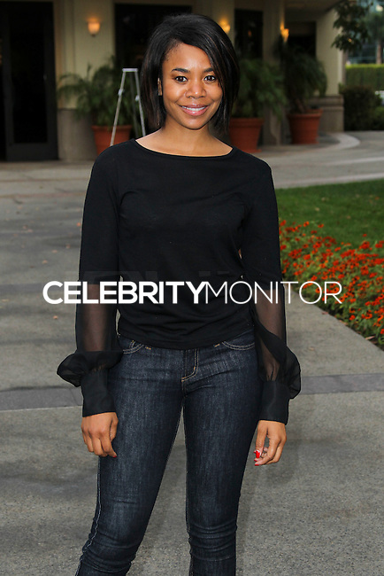 HOLLYWOOD, LOS ANGELES, CA, USA - JULY 14: Actress Regina Hall arrives at the Los Angeles Premiere Of FX's 'You're The Worst' And 'Married' held at Paramount Studios on July 14, 2014 in Hollywood, Los Angeles, California, United States. (Photo by Xavier Collin/Celebrity Monitor)