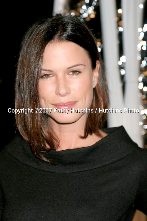"Rhona Mitra.""Atonement"" Premiere.The Acdemy of Motion Pictures, Arts, and Sciences.Beverly Hills,  CA.December 6, 2007.©2007 Kathy Hutchins / Hutchins Photo..."