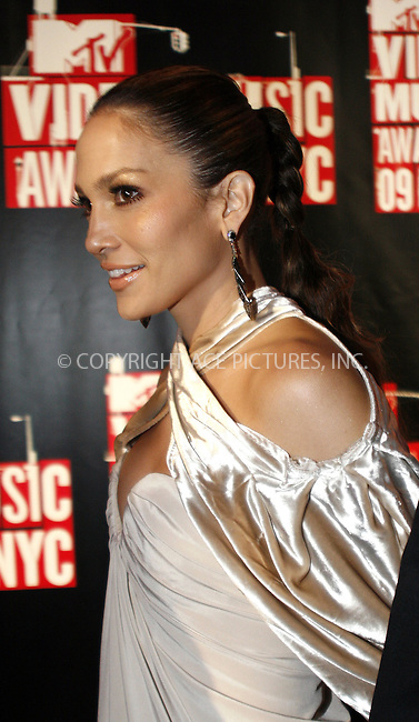 WWW.ACEPIXS.COM . . . . .  ....September 13 2009, New York City....Actress Jennifer Lopez outside the 2009 MTV Video Music Awards at Radio City Music Hall on September 13 2009 in New York City.....Please byline: NANCY RIVERA- ACE PICTURES.... *** ***..Ace Pictures, Inc:  ..tel: (212) 243 8787 or (646) 769 0430..e-mail: info@acepixs.com..web: http://www.acepixs.com
