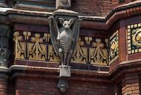 Spanien, Katalonien, Barcelona.Arc de Triomf, Detail