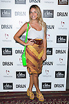 """Flora Gonzalez attends the presentation of the new fashion collection of """"Do Rego & Novoa"""" in Madrid, Spain. September 10, 2014. (ALTERPHOTOS/Carlos Dafonte)"""