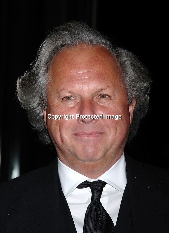 Graydon Carter ..at The Pen American Center's 2006 Literary Gala on ..April 18, 2006 at The American Museum of Natural History. ..Robin Platzer, Twin Images