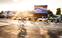 in the finishing laps around the Champs-Élysées<br /> <br /> Stage 21 from Mantes-la-Jolie to Paris (122km)<br /> <br /> 107th Tour de France 2020 (2.UWT)<br /> (the 'postponed edition' held in september)<br /> <br /> ©kramon