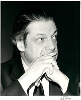 Michel Belanger , 22 janvier 1980<br /> <br /> <br /> PHOTO : Agence Quebec Presse
