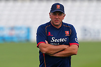 Essex head coach Chris Silverwood during Essex Eagles vs Somerset, NatWest T20 Blast Cricket at The Cloudfm County Ground on 13th July 2017