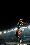 SHANGHAI, CHINA - MAY 19:  Shara Proctor of Great Britain competes the Women Long Jump during the Samsung Diamond League on May 19, 2012 at the Shanghai Stadium in Shanghai, China.  Photo by Victor Fraile / The Power of Sport Images
