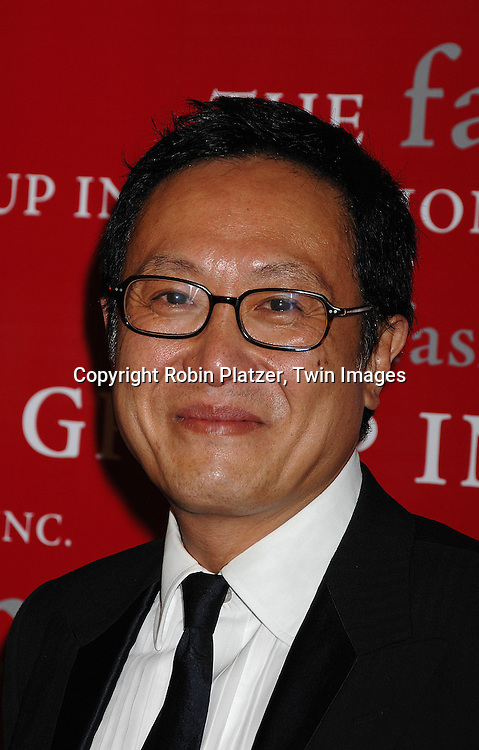 Calvin Tsao..at The Fashion Group International's Night of Stars on ..October 25, 2007 at Ciprianis in New York. ..Robin Platzer, Twin Images