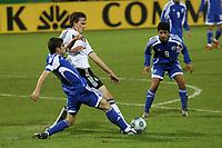 Sebastian Langkamp (D) gegen Oshri Roash (ISR)<br /> U21 Deutschland vs. Israel *** Local Caption *** Foto ist honorarpflichtig! zzgl. gesetzl. MwSt. Auf Anfrage in hoeherer Qualitaet/Aufloesung. Belegexemplar an: Marc Schueler, Alte Weinstrasse 1, 61352 Bad Homburg, Tel. +49 (0) 151 11 65 49 88, www.gameday-mediaservices.de. Email: marc.schueler@gameday-mediaservices.de, Bankverbindung: Volksbank Bergstrasse, Kto.: 151297, BLZ: 50960101