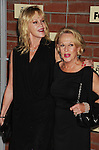 =Culver City=, CA - SEPTEMBER 10: Melanie Griffith and Tippi Hedren arrive at the FOX Fall Eco-Casino Party at The Bookbindery on September 10, 2012 in Culver City, California.