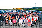 Dromerin School Reunion : Past pupils of Dromerin National School who attended a reunion mass & party on Friday night last at Ballydonoghue Church and afterwards at the Thatch Bar, Liselton.