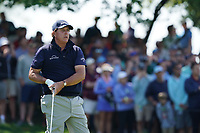 Phil Mickelson (USA) on the 17th tee during the 2nd round at the PGA Championship 2019, Beth Page Black, New York, USA. 17/05/2019.<br /> Picture Fran Caffrey / Golffile.ie<br /> <br /> All photo usage must carry mandatory copyright credit (&copy; Golffile | Fran Caffrey)