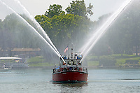 Where's the fire?<br /> <br /> Trenton Roar On The River<br /> Trenton, Michigan USA<br /> 17-19 July, 2015<br /> <br /> ©2015, Sam Chambers