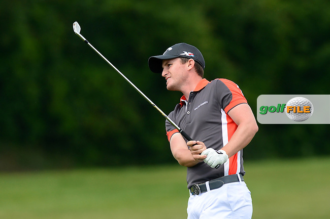 Chris Paisley of England during Round 4 of the Lyoness Open, Diamond Country Club, Atzenbrugg, Austria. 12/06/2016<br /> Picture: Richard Martin-Roberts / Golffile<br /> <br /> All photos usage must carry mandatory copyright credit (&copy; Golffile | Richard Martin- Roberts)