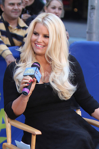 NEW YORK, NY - SEPTEMBER 11:  Jessica Simpson on Good Morning America in New York City. September 11, 2012. © RW/MediaPunch Inc.