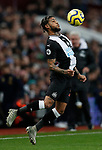 DeAndre Yedlin of Newcastle United during the Premier League match at Villa Park, Birmingham. Picture date: 25th November 2019. Picture credit should read: Darren Staples/Sportimage