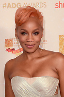 LOS ANGELES - JAN 27:  Anika Noni Rose at the 22nd Annual Art Directors Guild Awards at the Dolby Ballroom on January 27, 2018 in Los Angeles, CA