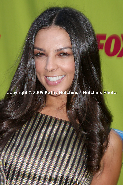 Terri Seymour arriving at the FOX-Fall Eco-Casino Party at BOA Steakhouse  in West Los Angeles, CA on September 14, 2009.©2009 Kathy Hutchins / Hutchins Photo
