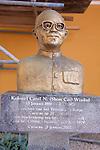Kolonel Carel N. (Shon Cai) Winkel Bust